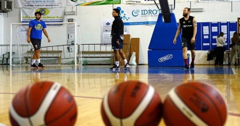 Assist, iniziativa, Basket Venafro