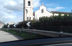 VENAFRO, oleandri, statale 85, oscurano, Basilica di San Nicandro