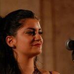 """Il mezzo soprano venafrano Laura Verrecchia ospite a """"Domenica In"""" da Mara Venier"""