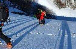 MATESE, disavventura, escursionisti, salvati, Soccorso Alpino