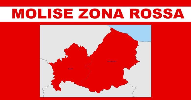 Molise zona rossa