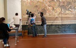 Restauro, Mosaico, Battaglia di Isso, Unimol