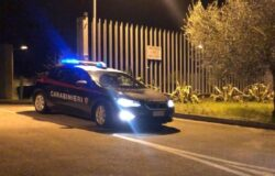 carabinieri venafro notte