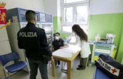 COVID 19, Polizia di Stato, Molise, vaccinazione