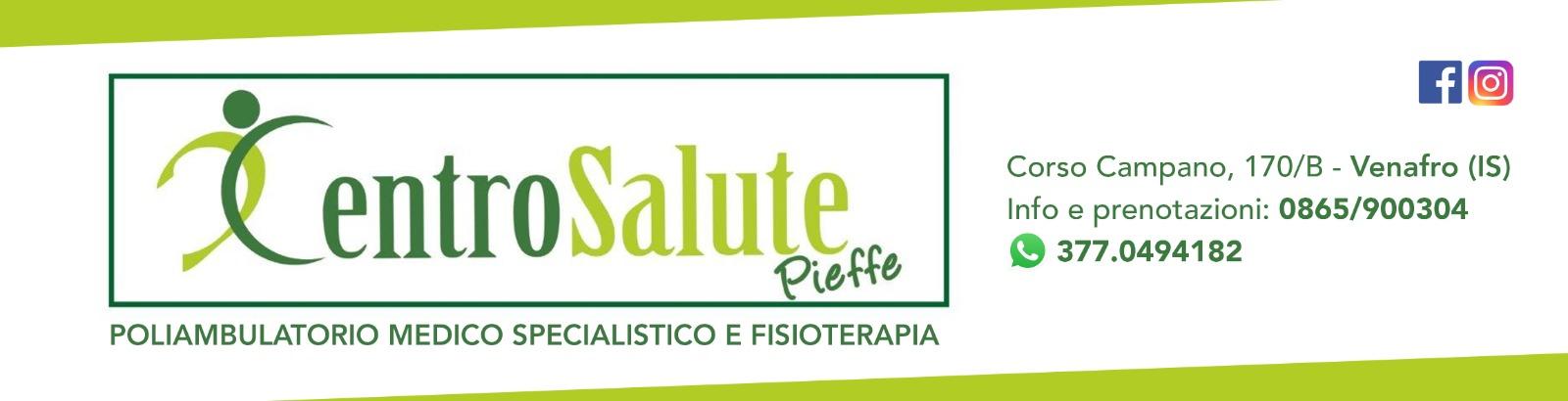 POLIAMBULATORIO MEDICO SPECIALISTICO FISIOTERAPIA CENTRO SALUTE VENAFRO