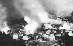 VENAFRO, bombardamento, fuoco amico, 15 marzo '44, vittime