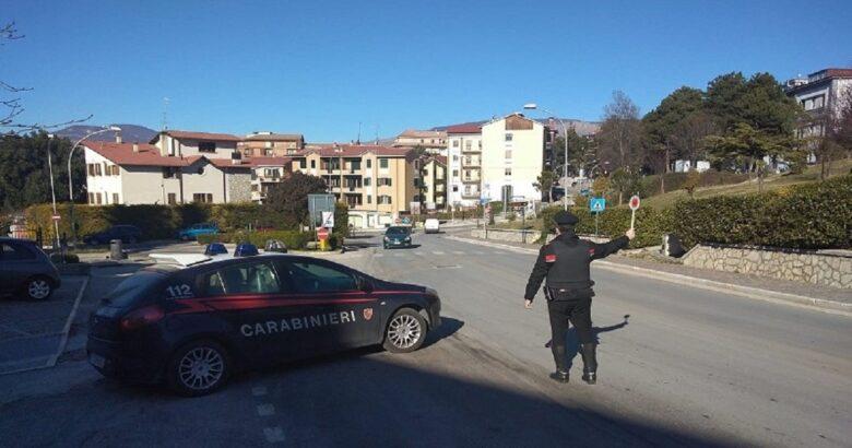 controlli carabinieri agnone