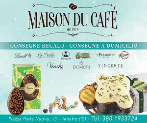 maison Du Cafè Venafro Pasqua