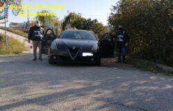 GUARDIA di FINANZA, Droga, arresti, sequestri
