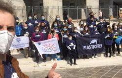 ISERNIA, Plastic Free, San Lazzaro, plastica