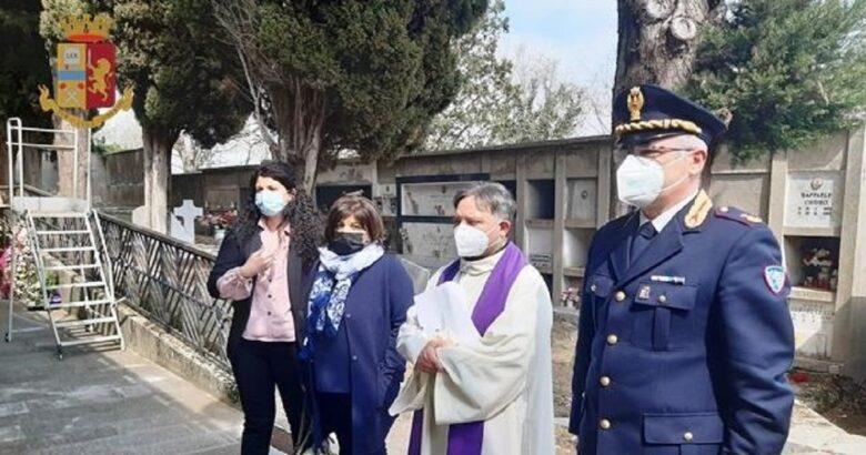 SESTO CAMPANO, Polizia di Stato, cerimonia, Sovrintendente, Poidomani