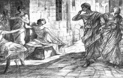 Sesto Campano, meretrici del '700