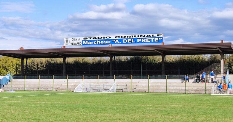 Stadio Marchese del Prete Venafro