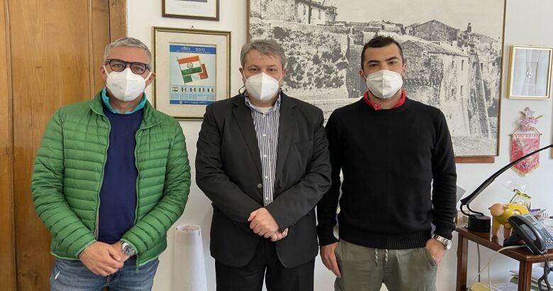 TERMOLI, sindaco Roberti, Gianluca Perino