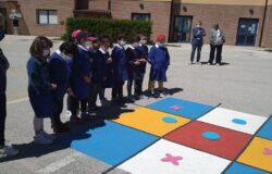 """GiocoScuola"", Street Art, Campobasso"