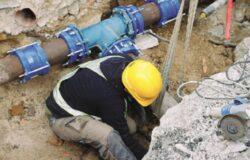 CAMPOBASSO, Lavori di manutenzione, interruzione, flusso idrico, rete, Tappino
