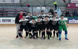 Calcio a 5, playout, Sporting Venafro, retrocede