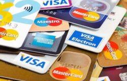 Carte di pagamento, carte di debito, iban