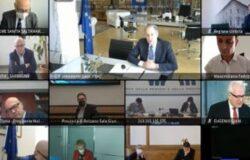 Conferenza delle Regioni, Toma, Governo, ripartenza