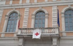 Giornata Mondiale, Croce Rossa, bandiera, Palazzo San Giorgio, Campobasso