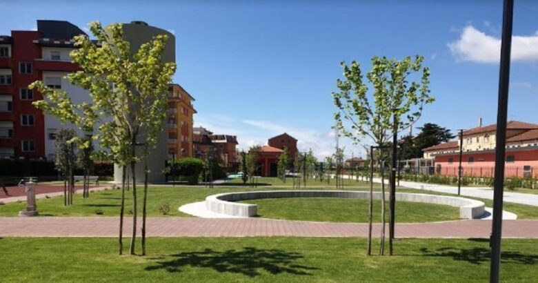 ISERNIA, Parco Urbano, Stazione Ferroviaria, polmone verde,