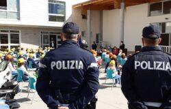 POLIZIA, diario, alunni, Scuole Primarie, Provincia di Isernia, agenda scolastica