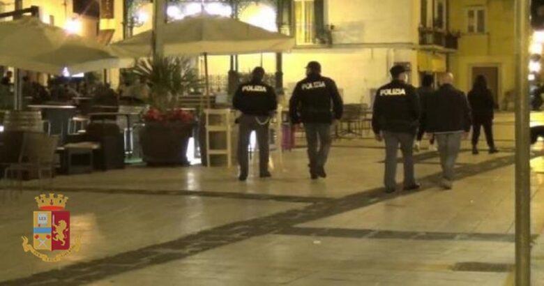 ISERNIA, Movida, rissa, piazza Celestino V, denunciati, giovani