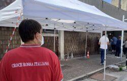 "ISERNIA, vaccino, Croce Rossa, gazebo, ""Veneziale"""
