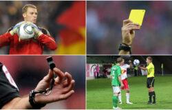 Le regole meno conosciute nel gioco del calcio
