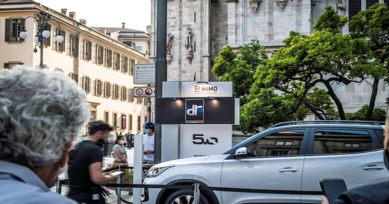 MIMO 2021, DR Automobiles Groupe