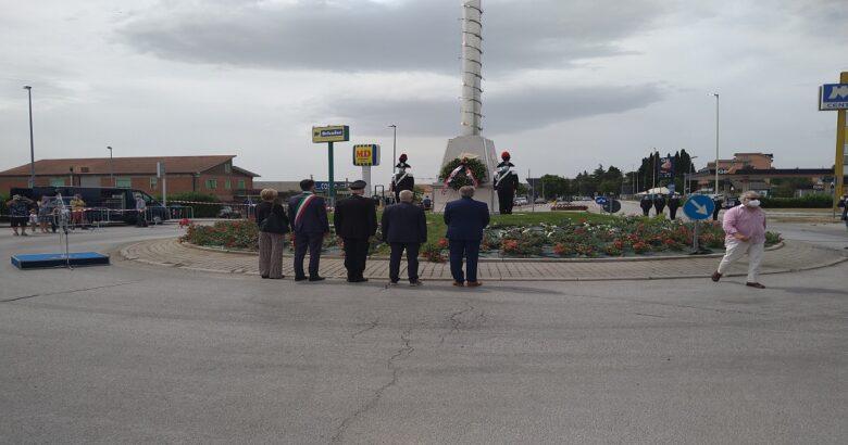 Monumento in ricordo dei caduti dell'Arma