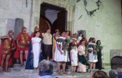 """VENAFRO, """"L'Opera di San Nicandro"""","""