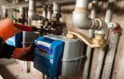 abusivo, rete gas metano, denunciato, furto aggravato