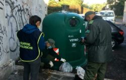 rifiuti, controlli, Guardie Ecologiche