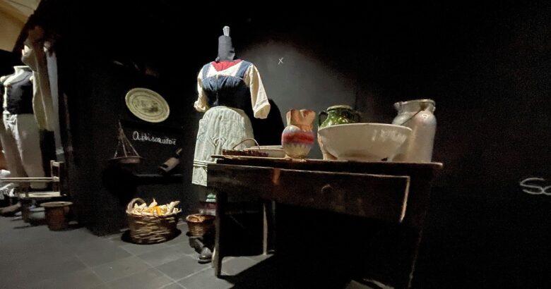 Agnone, Festival del Teatro, Mostra del Costume Antico, 'Ndocciata