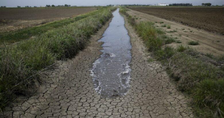 Carenza risorse idriche