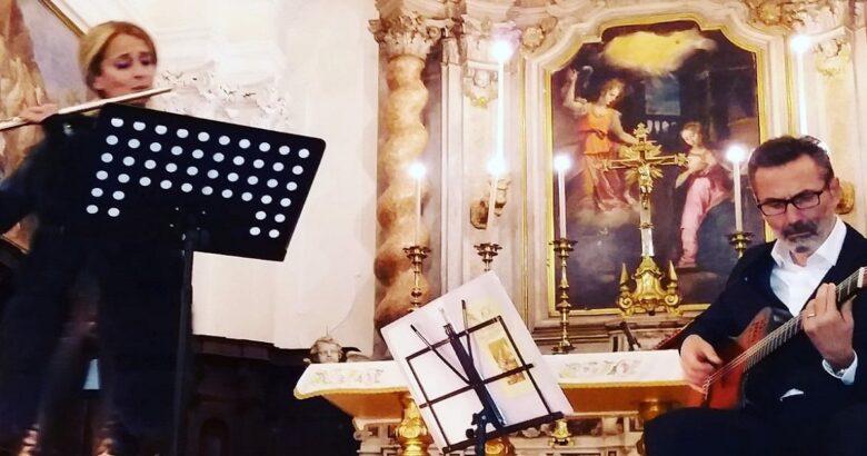 """VENAFRO, Madonna del Carmine, """"Concerto alla Vergine"""""""