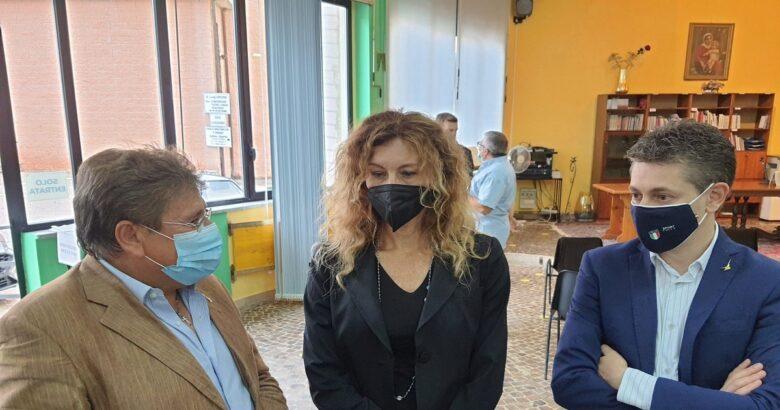 VENAFRO, ministro per le Disabilità, Erika Stefani