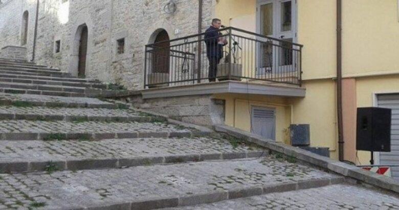 scalinata sant'antonio agnone