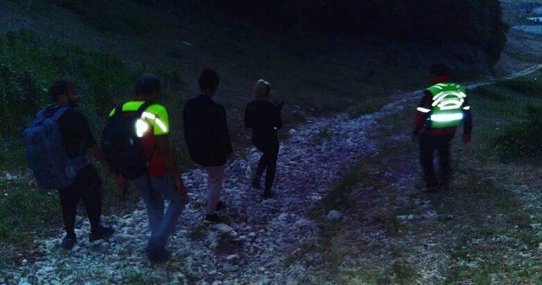 turisti, Matese, Soccorso Alpino