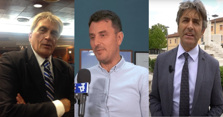Comunali, Isernia, ballottaggio, Castrataro, Melogli, Tedeschi,