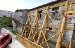 Dissesti, area archeologica, Altilia-Saepinum, intervento, Vigili del fuoco