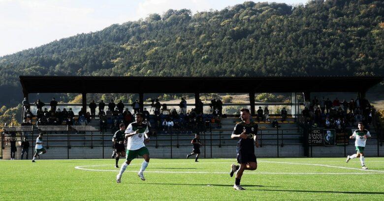 Serie D, Vastogirardi, Matese